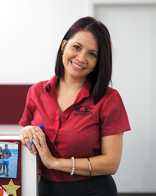 Chantal Perkins